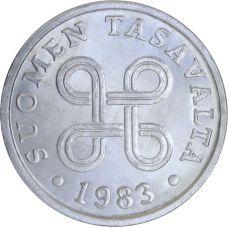 Suomi 1983 5 Penniä UNC