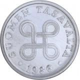 Suomi 1986 5 Penniä