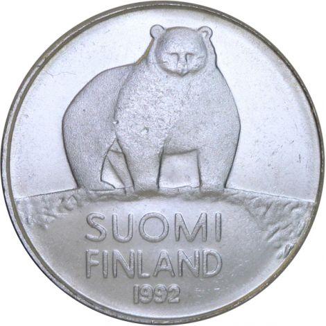 Suomi 1992 50 Penniä UNC