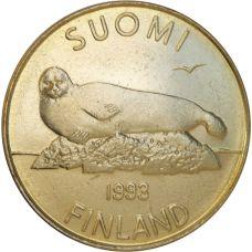 Suomi 1993 5 Markkaa UNC