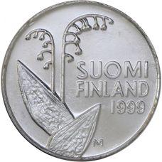 Suomi 1999 10 Penniä UNC