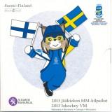 Suomi 2013 Rahasarja Jääkiekon MM-kilpailut BU