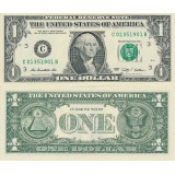 Yhdysvallat 2009 $1 P530 UNC